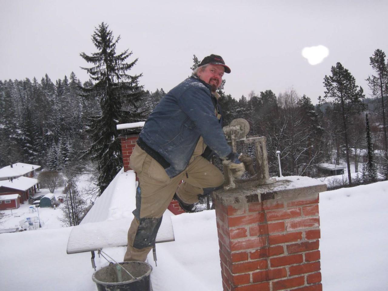 Hormin korjaus ja kunnostus | Hormin massaus ja pinnoitus | Tupa Uunit